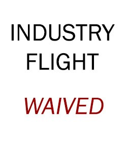 FLIGHT INDUSTRY WAIVED